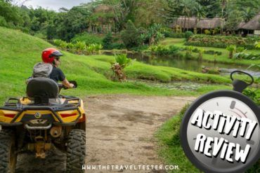So Exciting! Quad biking in Mauritius Tested for the First Time!    The Travel Tester