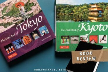 Japan Traveler's Companion Book Reviews: Complete Overview of Highlights! || The Travel Tester