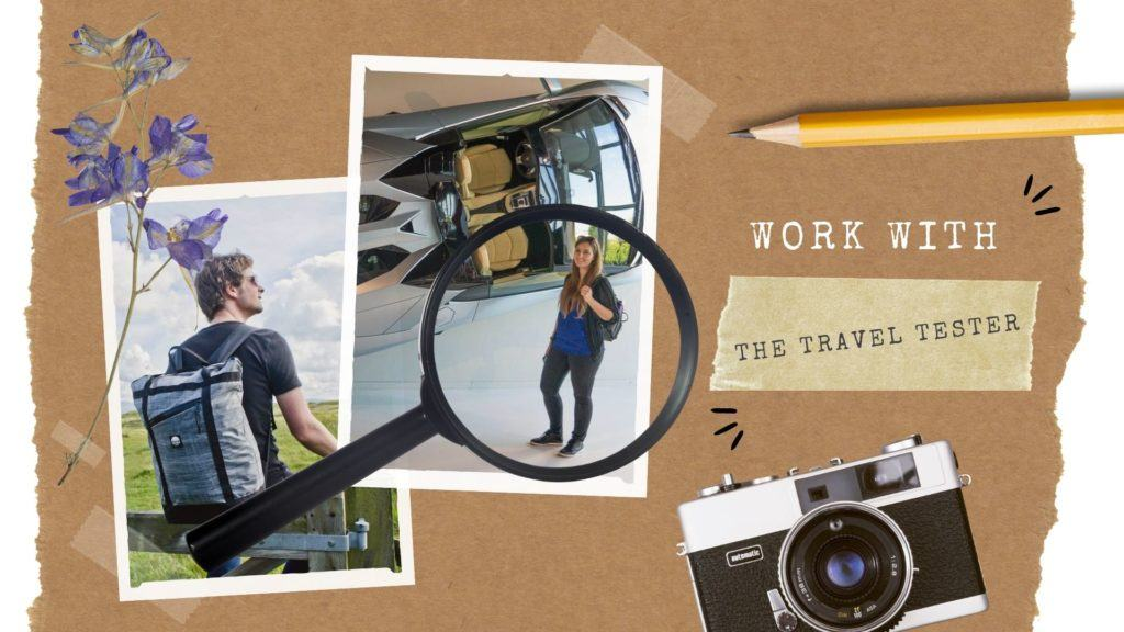 The Travel Tester || Get The Most Out Of Your Trip ...And Yourself!
