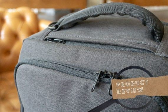 STANDARD LUGGAGE DAILY BACKPACK FOR WORK AND TRAVEL    The Travel Tester