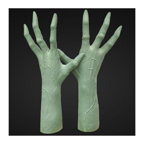 Alien Latex Mask Hands