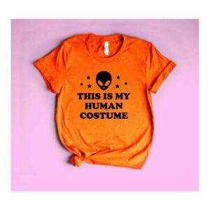 Alien Halloween T-Shirt