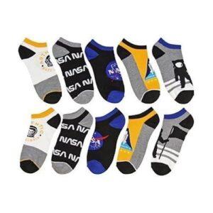 Buzz Aldrin NASA Ankle Socks