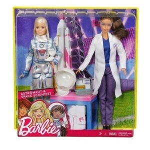 Barbie Careers Astronaut and Space Scientist Doll