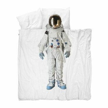 Astronaut Duvet Cover Set Queen