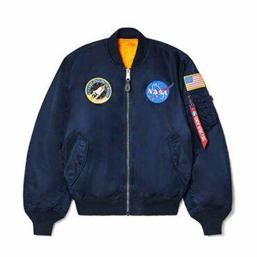 NASA Bomber Flight Jacket