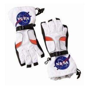Aeromax Astronaut Gloves White