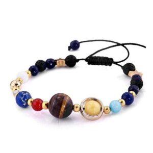 Galaxy Solar System Bracelet