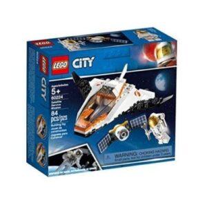 LEGO Satellite Service Mission Set