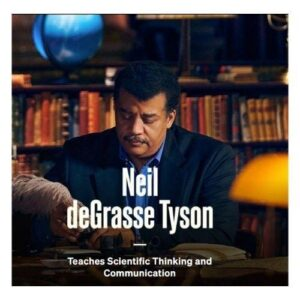 MasterClass Neil deGrasse Tyson