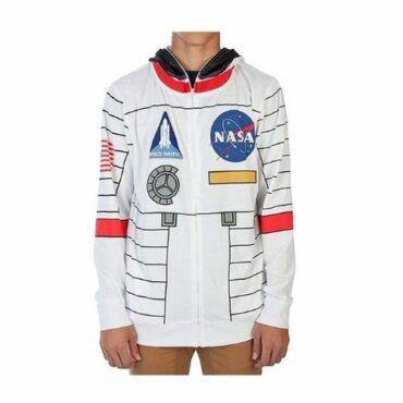 NASA Buzz Aldrin Hoodie