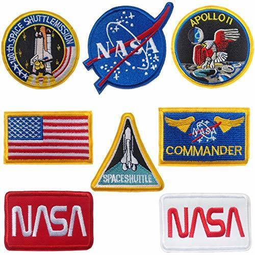 NASA Space Shuttle Patches