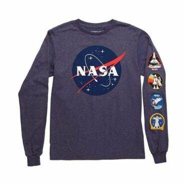 NASA Logo Long Sleeved Shirt