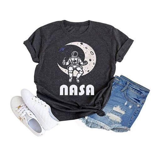 NASA Astronaut Shirt Tee