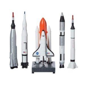 Space Shuttle & Rockets Pack