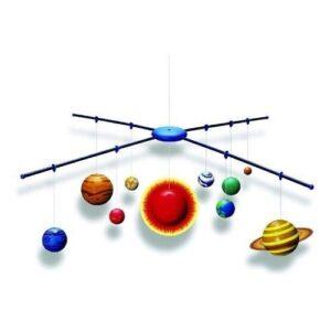 Glow-in-the-Dark Solar System Mobile Making Kit