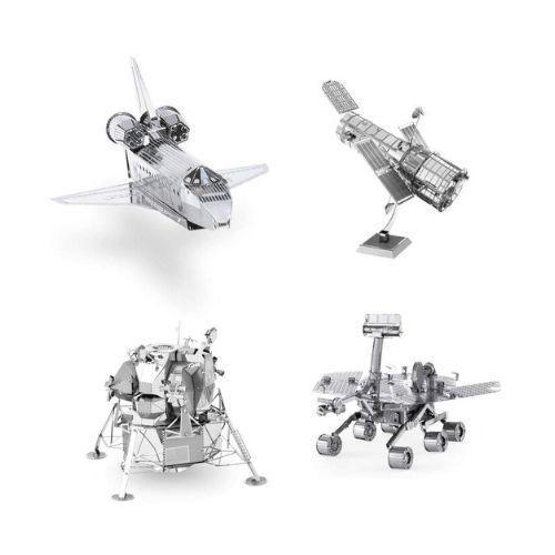 3D Metal Space Model Kits