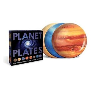 Planet Plates Set
