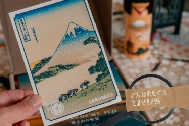 The Travel Tester Sakuraco Box Review: Authentic Japanese Treats Box from Local Makers
