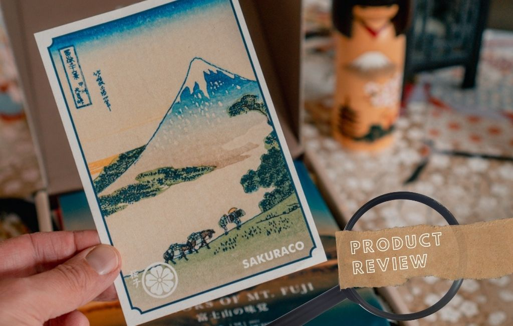 Sakuraco Box Review: Authentic Japanese Treats Box from Local Makers