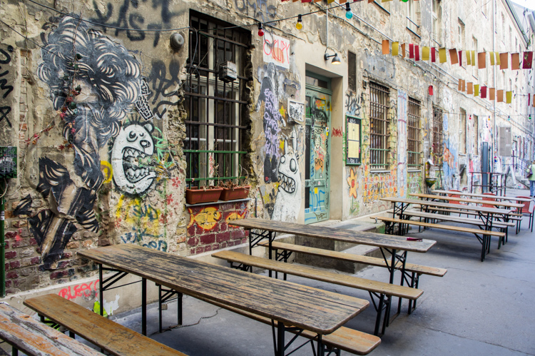Street Art Berlin: Exploring the Hackesche Höfe in 50 Photos