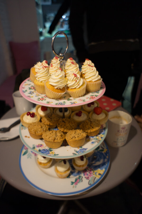 Happiness Through Cupcakes at Sweetheart in Covent Garden, London, England || The Travel Tester