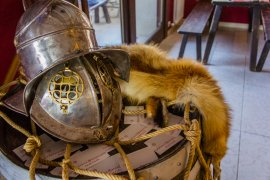 Roman Feast at Taberna Marciani in Aquileia, Italy || Recommended by The Travel Tester